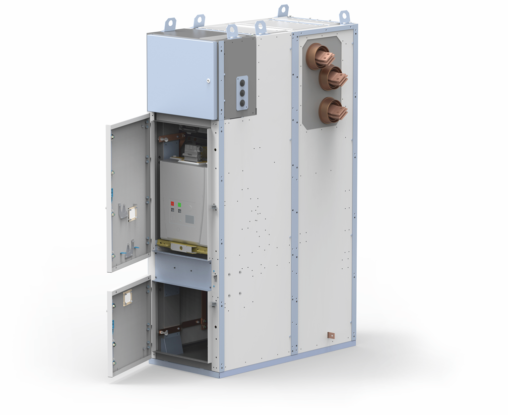 AIR insulated switchgear - (MV) type RELF and RELF ex - ZPUE SA